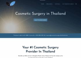 cosmeticsurgerythailand.com