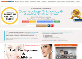 cosmetology-trichology.conferenceseries.com