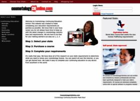 cosmetologyceonline.com
