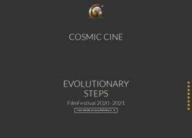 cosmic-cine.com