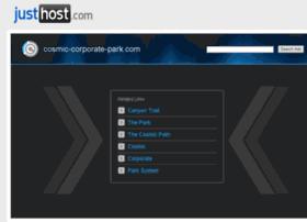 cosmic-corporate-park.com