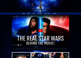cosmicconflict.com