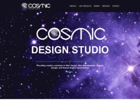 cosmicdesignstudio.com