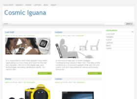 cosmiciguana.com