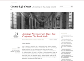 cosmiclifecoach.wordpress.com