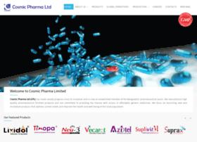 cosmicpharma-bd.com
