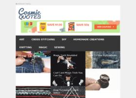 cosmicquotes.com