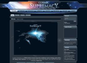 cosmicsupremacy.com
