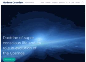cosmism.com