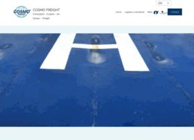 cosmo-freight.com