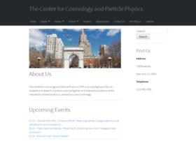 cosmo.nyu.edu