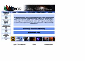 cosmology.berkeley.edu