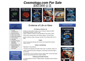 cosmology.com