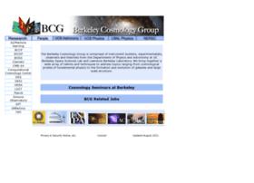 cosmology.lbl.gov