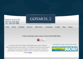 cosmosclinica.com.br