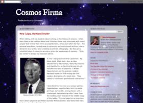 cosmosfirma.blogspot.com