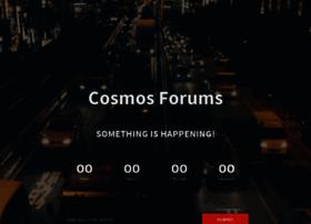 cosmosforums.com