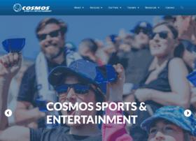 cosmossports.com