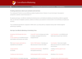 cost-effectivemarketing.weebly.com