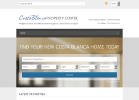 costablancapropertycentre.com