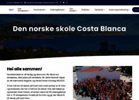 costablancaskole.com