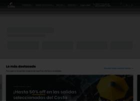 costacruceros.com.ar