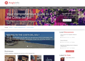 costadelsol.angloinfo.com