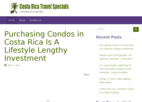 costaricatravelspecials.com