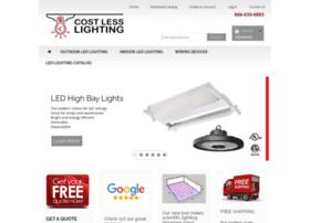 costlesslighting.com