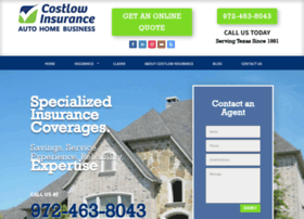 costlowinsurance.com