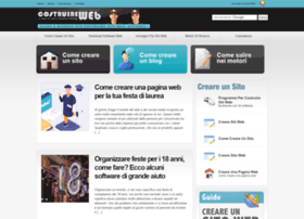 costruireweb.it