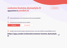 costume-homme.dymastyle.fr