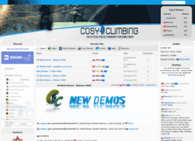 cosy-climbing.net