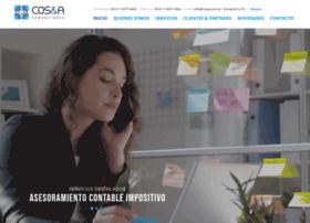 cosya.com.ar