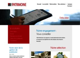 cote-patrimoine.net