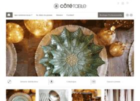 cote info c t table d corations meubles vaisselle objets d co. Black Bedroom Furniture Sets. Home Design Ideas