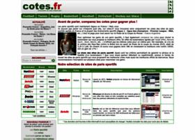 cotes.fr