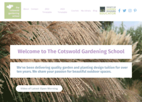 cotswoldgardeningschool.co.uk