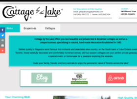 cottagebythelake.com