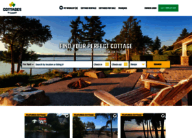 cottagesincanada.com