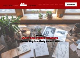 cottagestreetstudios.com