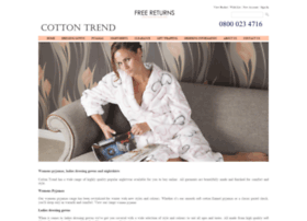cotton-trend-nightwear.co.uk