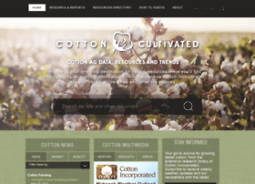 cottoncultivated.cottoninc.com