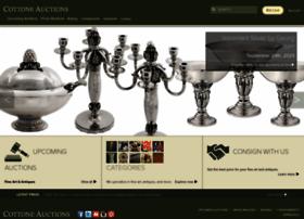 cottoneauctions.com