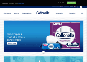 cottonelle.com