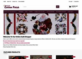 cottonpatchfabrics.com