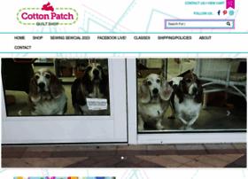 cottonpatchquiltshop.com