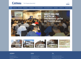 cottons.co.uk