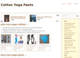 cottonyogapants.com