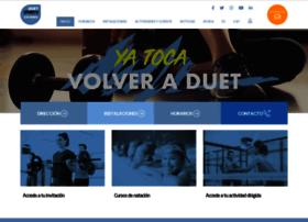 cotxeresborbo.duetsports.com